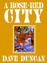 Cover of: A Rose-Red City