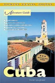 Cover of: Cuba Adventure Guide