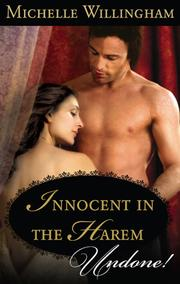 Cover of: Innocent in the Harem