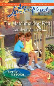 Cover of: The Matchmaking Pact