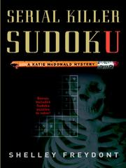 Cover of: Serial Killer Sudoku
