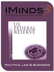 Cover of: US Federal Reserve