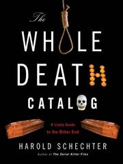 Cover of: The Whole Death Catalog
