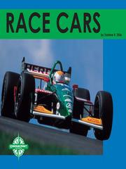 Cover of: Race Cars