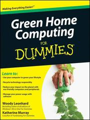 Cover of: Green Home Computing For Dummies
