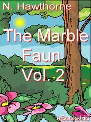 Cover of: The Marble Faun V. 2