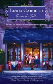 Cover of: Across the Table