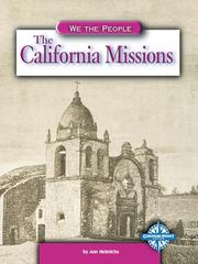 Cover of: The California Missions