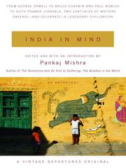 Cover of: India in Mind