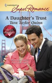 Cover of: A Daughter's Trust