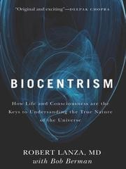 Cover of: Biocentrism