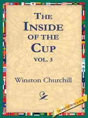 Cover of: The Inside of the Cup Vol 3.