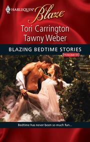 Cover of: Blazing Bedtime Stories, Volume III