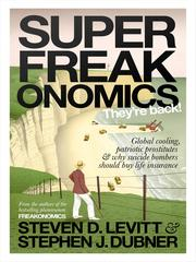 Cover of: Superfreakonomics