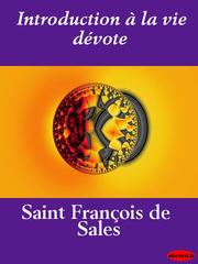 Cover of: Introduction a la vie devote