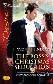 Cover of: The Boss's Christmas Seduction