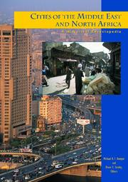 Cover of: Cities of the Middle East and North Africa