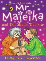 Cover of: Mr. Majeika and the Music Teacher
