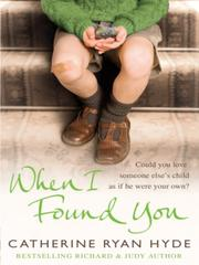 Cover of: When I Found You