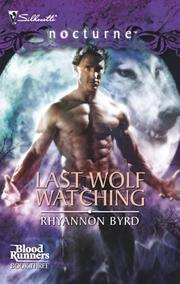 Cover of: Last Wolf Watching