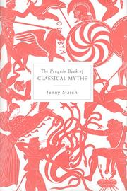 Cover of: The Penguin book of Classical myths
