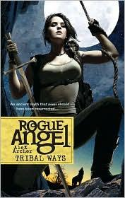 Cover of: Tribal Ways (Rogue Angel #25)