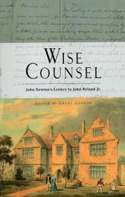 Cover of: Wise Counsel