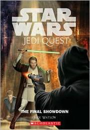 Cover of: The Final Showdown (Star Wars: Jedi Quest #10)