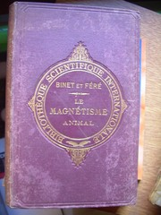 Cover of: Le magnétisme animal