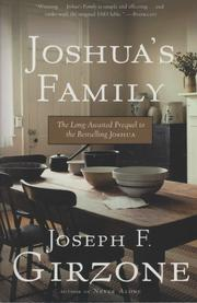 Cover of: Joshua's Family