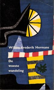 Cover of: De woeste wandeling