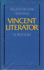 Cover of: Vincent literator