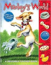Cover of: Marley's World Reusable Sticker Book