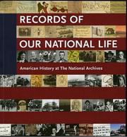 Cover of: Records of our national life