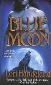 Cover of: Blue Moon (Nightcreatures #1)