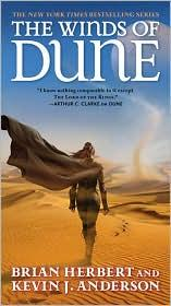 Cover of: The Winds of Dune (Heroes of Dune #2)
