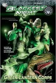 Cover of: Blackest Night: Green Lantern Corps