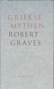 Cover of: Griekse mythen