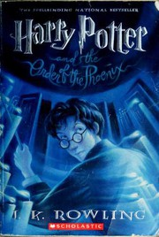 Cover of: Harry Potter and the Order of the Phoenix (Harry Potter #5)