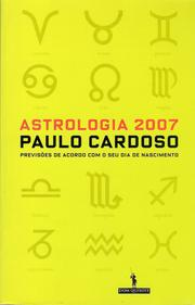 Cover of: Astrologia 2007