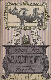 Cover of: Beestachtigheden