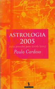 Cover of: Astrologia 2005