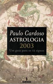 Cover of: Astrologia 2003