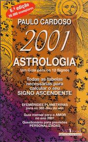 Cover of: Astrologia 2001