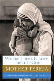 Cover of: Where There Is Love, There Is God