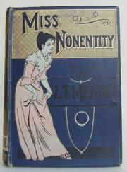 Cover of: Miss Nonentity
