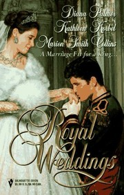 Cover of: ROYAL WEDDINGS