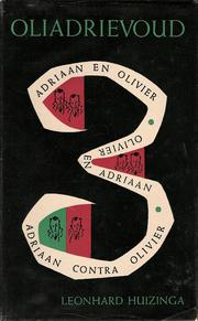 Cover of: Oliadrievoud