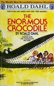 Cover of: The Enormous Crocodile