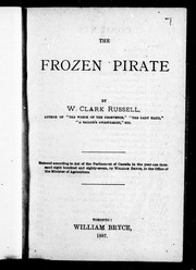 Cover of: The frozen pirate